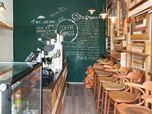 coffee shop design by dana shaked