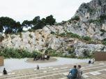 """Concorso di idee per la riqualificazione ambientale e turistica dell'area denominata """"Cavea di San Calogero"""" - 1° Premio"""
