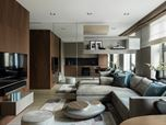 Appartment in Moscow 70 m2