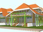 Studio preliminare per progetto di due capannoni con uffici ROMANIA