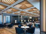 Lobby and Japaneese Restaurant Hotel Hilton