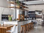 Salon of kitchens and household appliances Giulia Novars & Miele