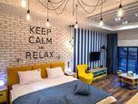 Hotel in Loft style in Simferopol by Vitta-group.