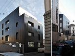 NEW BUILDING TORTONA _ MILAN, ITALY _ 2011