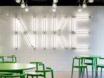 Nike Eat&Meet area