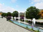 """Project Public Park Formia (LT) Italy """"Penitro"""""""