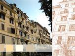 Restauro Palazzo in Roma