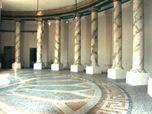 Restauro e Allestimento - Sala del Colonnato . Anagrafe- Palazzo Comunale _FRASCATI