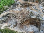 Rilievo aerofotogrammetrico con drone della cava storica di Marmo Trambisera