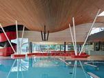 New aquatics centre