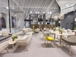 Brunner exhibition stand for the Orgatec 2014