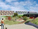 Progetto di recupero del complesso APES di edilizia residenziale pubblica in Sant'Ermete, Pisa
