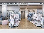 Multibrand kids store. TSUM Kiev