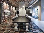 My Bookstore, My Flexspace by M+R interior architecture