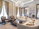 Interior design of a private residence on Italian Riviera. / Дизайн интерьера частной резиденции на Итальянской Ривьере.