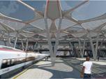 """Tesi di laurea. Una nuova stazione ferroviaria """"Berea"""", Durban, Sudafrica"""