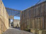 Bamboo Courtyard Teahouse