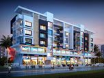 Architectural rendering of Commercial Apartment