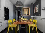 An architect's apartment