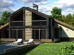Baltsata summer house