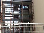 Progetto strutturale di un castelletto per ascensore