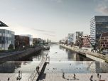 Deutzer Hafen - New masterplan for the harbour area
