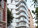 Ensemble immobilier de 14 logements en accession et 24 logements sociaux