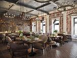 Stunning Restaurant Interior Design: the Chic of Original