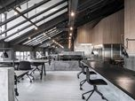 Flamingo Shanghai Office – The Attic