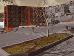 Complesso di edifici a Enna Bassa