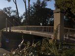 Ponte attraversamento pedonale