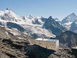 New Tracuit Mountain Hut