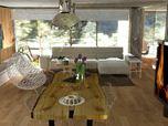 Progettazione ed Interior Design per casa unilivello