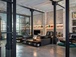 Loft Intérieur BuresQ / Casa Bures