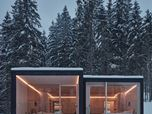 Shelters for Hotel Bjornson