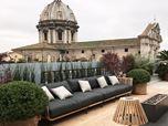 Una terrazza Romana