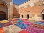 Vintage multicolors rugs