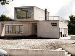 Infografía casa Ximénez - Sebastián Bonet