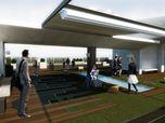 tetto giardino uffici Giordano Associati srl