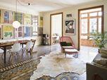 Apartment refurbishment in Consell De Cent