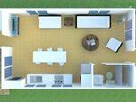 Casa Conteiner 2 x 40 pés