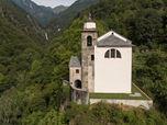 Progetto di restauro Oratorio della Ss. Trinità. Monte Carasso. Bellinzona. Svizzera