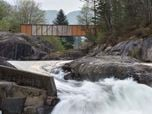 Høse bridge - National Tourist Routes in Norway