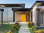 The Yellow Door House