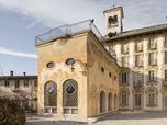 Recupero funzionale e architettonico dell'arancera di Villa Nigra