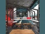 Cafe Restaurant Interior Design / Theran, Iran,2020
