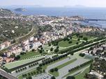 Masterplan della linea di costa di Pozzuoli