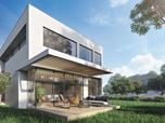 Exterior for Villa. Architectural Renderings
