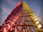 Steel City - Container Skyscraper