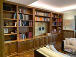 Arredare un soggiorno con librerie